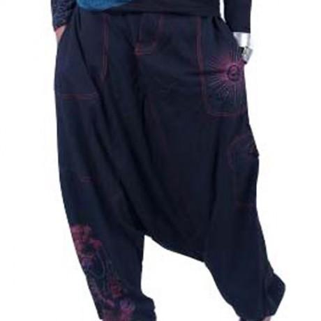 Harem Hippie Cotton Pant