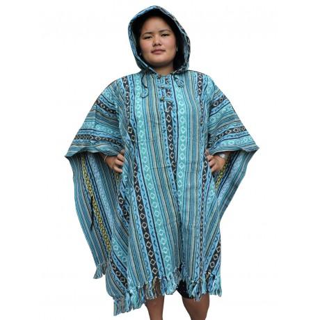 Gheri Cotton Poncho