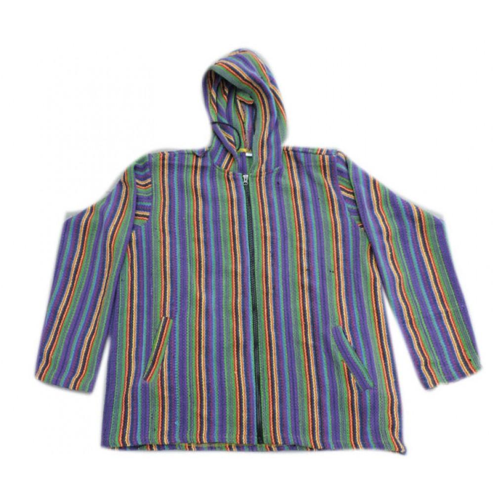 Blue Gheri Summer Jacket