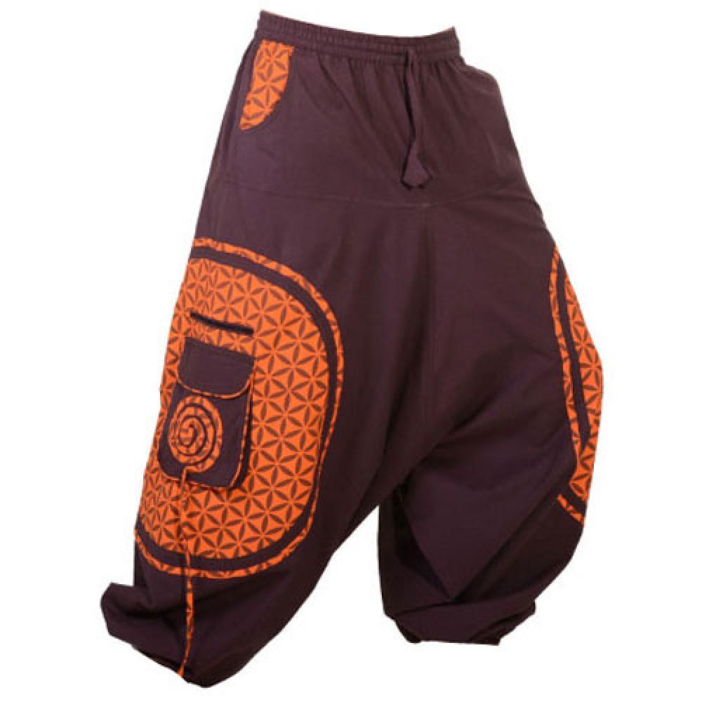 Hippie Printed Trouser