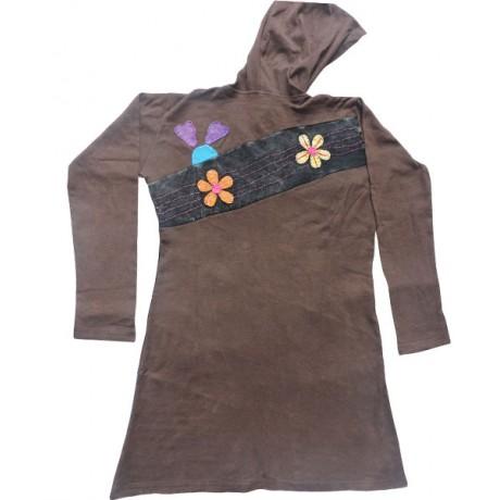 Rare Rib Cotton Coat