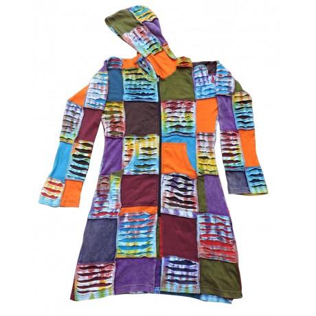 Superior Rib Cotton Coat