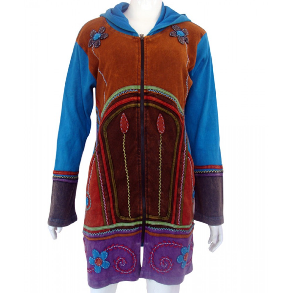 Pure Cotton Coat