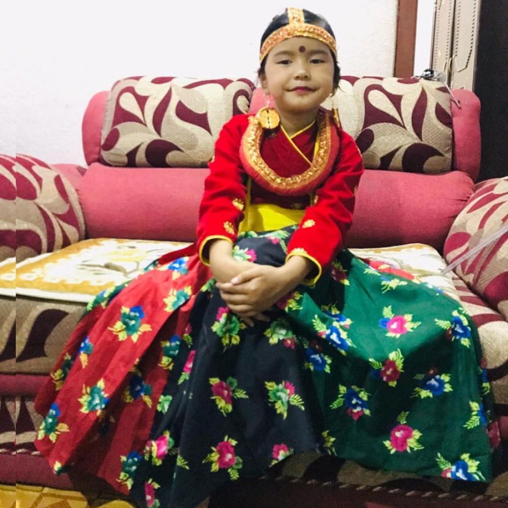 Tamang Selo Dress