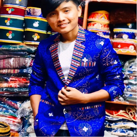 Tamang Male Coat