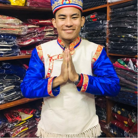 Tamang Male Clothing