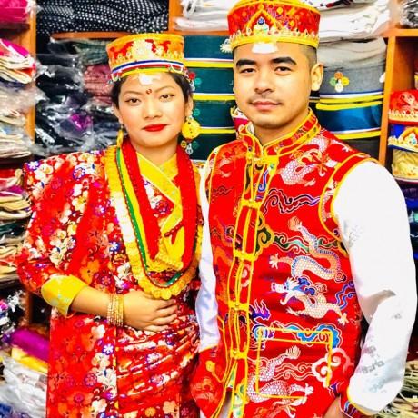 Tamang Beuli and Beula Set