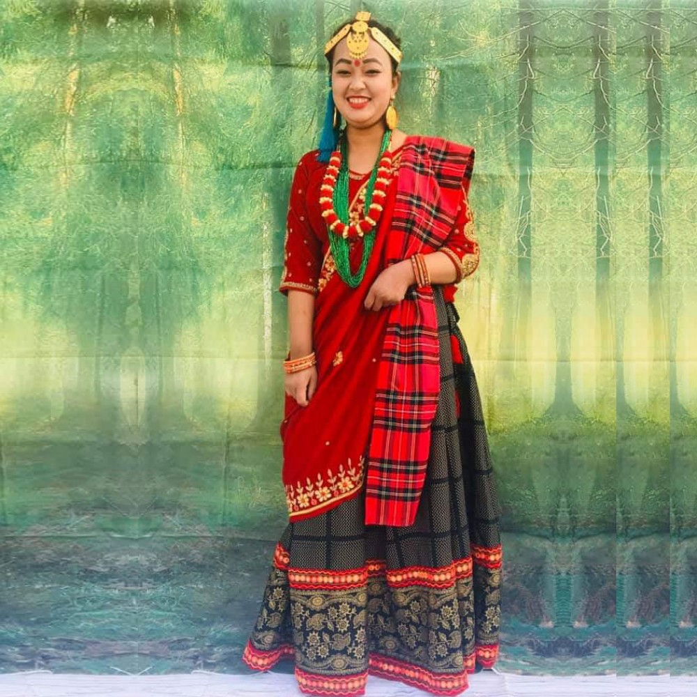 Tamang Dress Set