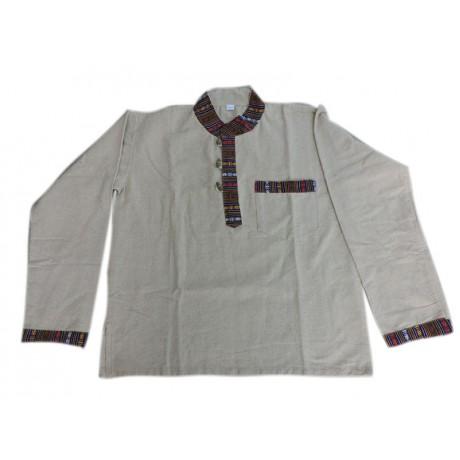 Grey Tamang Shirt