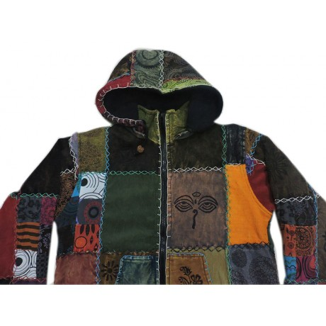 Buddha Eye Man Jacket