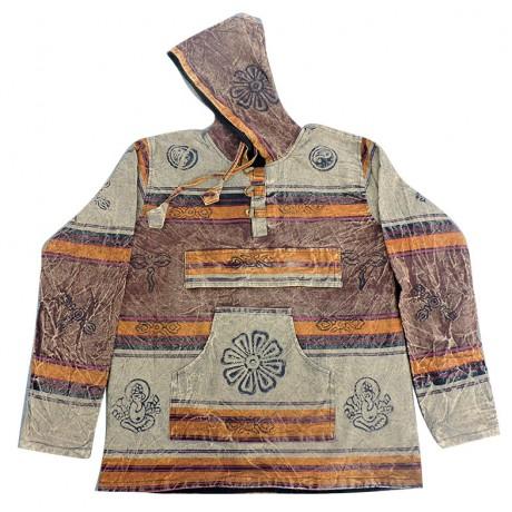 Pullover Winter Man Jacket