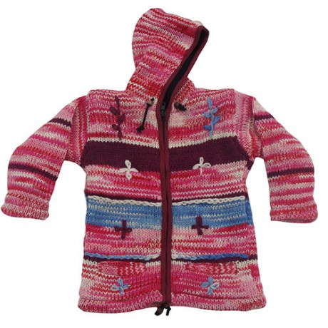 Manifest Woolen Children Jacket