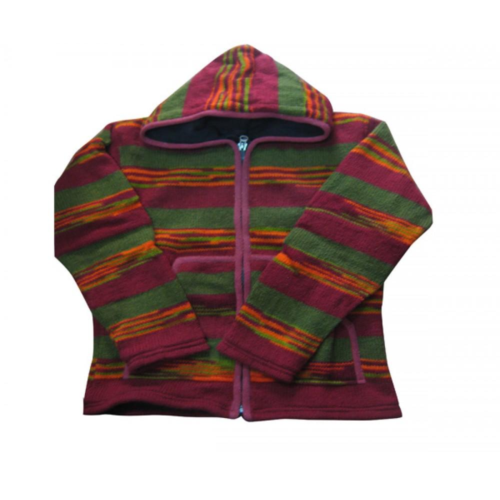 Sleeve Woolen Jackets