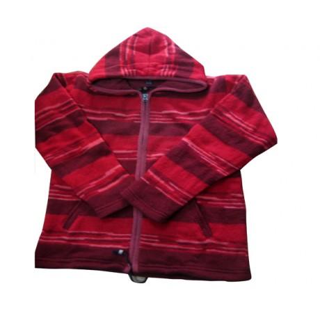 Light Red Woolen Jackets