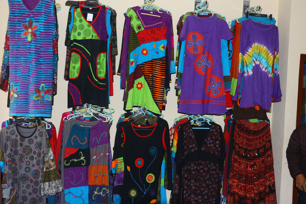 Meaning of Hippie Clothing