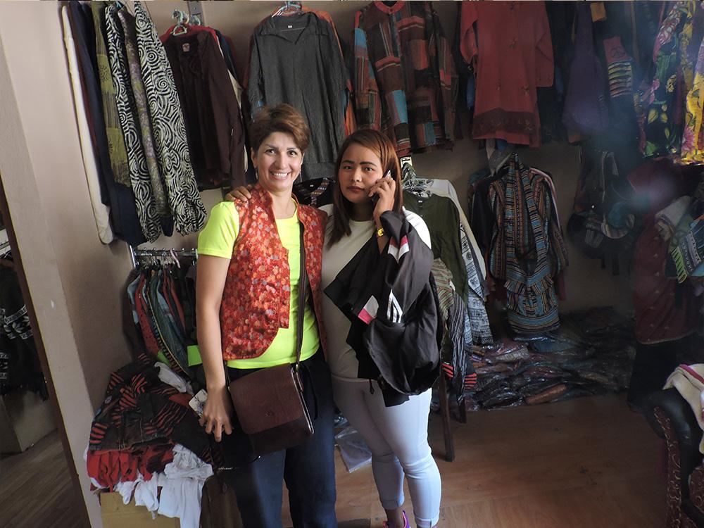 Customer Clothing in Nepal Pvt. Ltd.